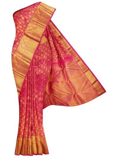 Vivaha Wedding Pure Silk Saree - NHB4398315