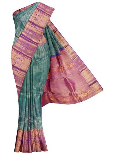 Goddess Vivaha Wedding Pure Silk Saree - NJA9606619