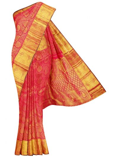 Vivaha Goddess Pure Kanchipuram Silk Saree - NJB0049370