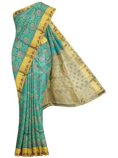Vivaha Wedding Pure Kanchipuram Silk Saree - NJB9942628