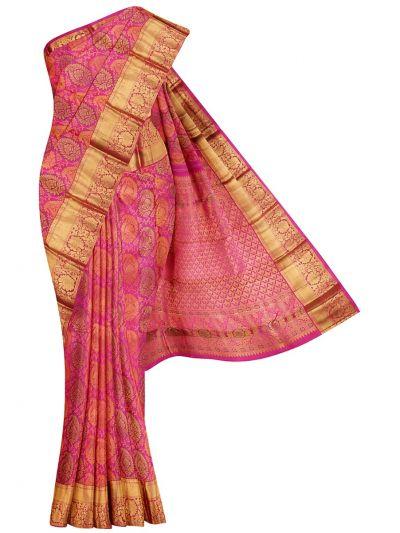 Vivaha Wedding Pure Kanchipuram Silk Saree - NJB9942638