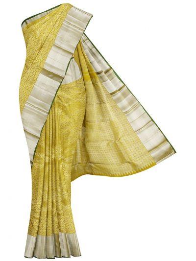 Vivaha Goddess Pure Kanchipuram Silk Saree -NJD1825985