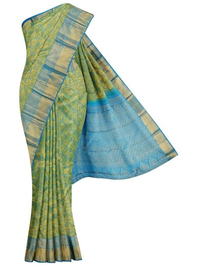 Vivaha Wedding Silk Saree - NKA1932765