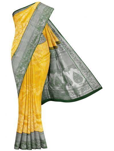 Goddess Vivaha Wedding Pure Silk Saree - NKB2972241