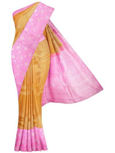 Vivaha Wedding Pure Kanchipuram Silk Saree - NKB2972247