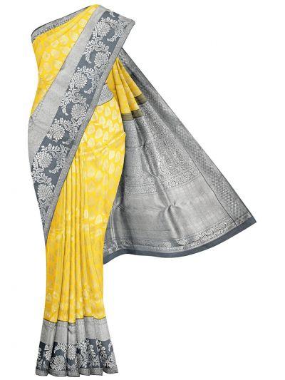 Vivaha Goddess Pure Kanchipuram Silk Saree - NKB2972249