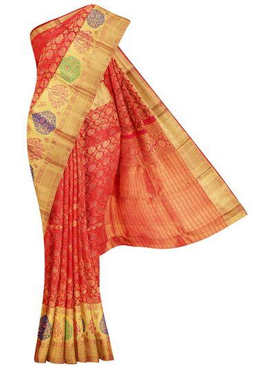 Vivaha Wedding Silk Saree - NKB3117591