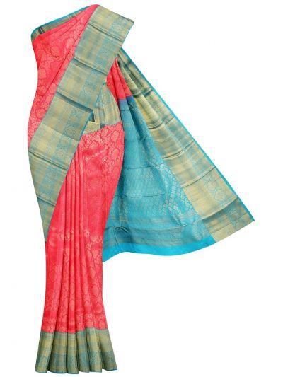 Vivaha Wedding Pure Kanchipuram Silk Saree - NKB3117596