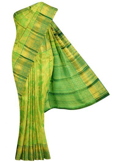 Vivaha Goddess Pure Kanchipuram Silk Saree - NKB3117611