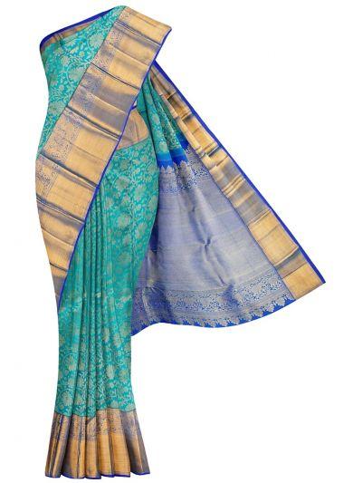 Vivaha Goddess Pure Kanchipuram Silk Saree - NKD3797634