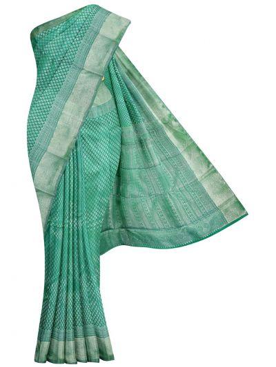 Vivaha Goddess Pure Kanchipuram Silk Saree - NKD4194420