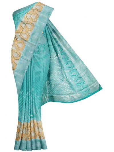 Vivaha Goddess Pure Kanchipuram Silk Saree - NLA4836067