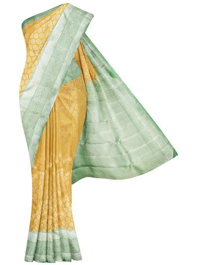 Vivaha Goddess Handloom Wedding Kanchipuram Silk Saree - NLA4837418
