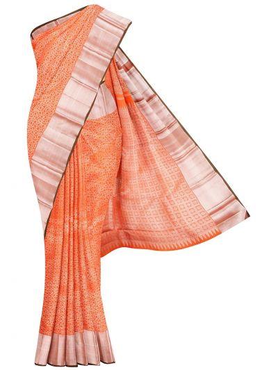 Vivaha Goddess Pure Kanchipuram Silk Saree -NLA4837430