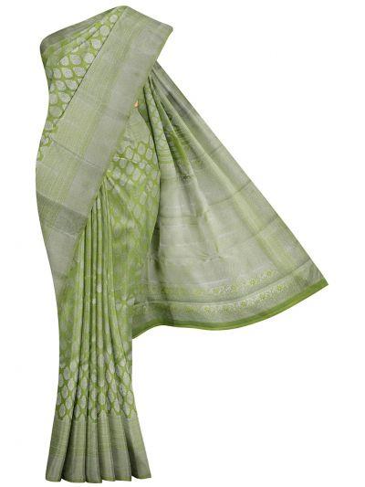 Vivaha Goddess Pure Kanchipuram Silk Saree -NLA4837431
