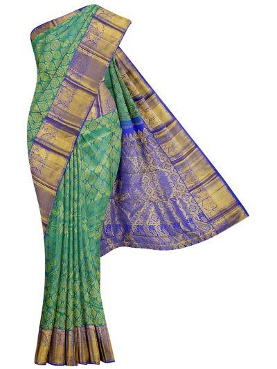 Vivaha Goddess Pure Kanchipuram Silk Saree - NLA5060059