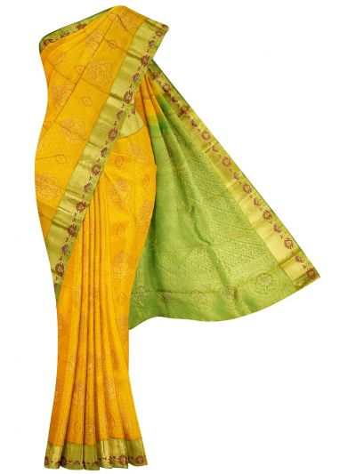 Vivaha Wedding Silk Saree - NLC5855775