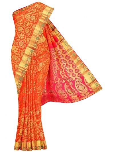 Vivaha Wedding Silk Saree - NLC5855780