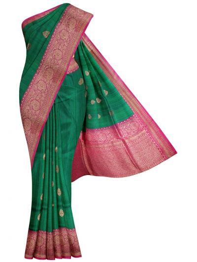 Banarasi Dupion Silk Saree - NLC5880418