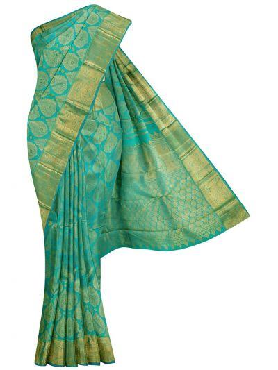 Vivaha Wedding Pure Kanchipuram Silk Saree - OAA0000032