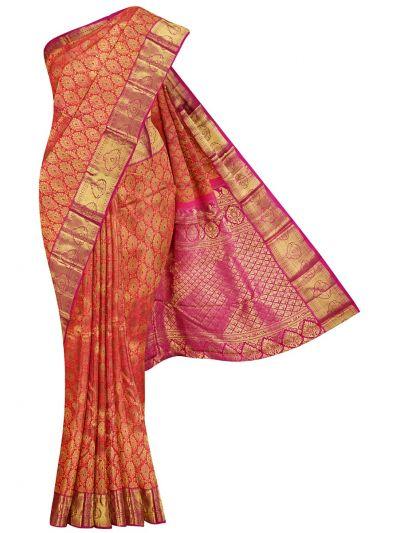 Vivaha Wedding Pure Kanchipuram Silk Saree - OAA0000044