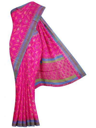 Banarasi Handloom Silk Saree - OAB1073161