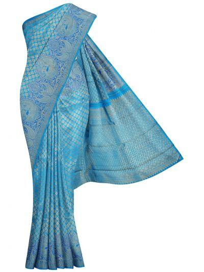 Vivaha Goddess Pure Kanchipuram Silk Saree - ODD3447140