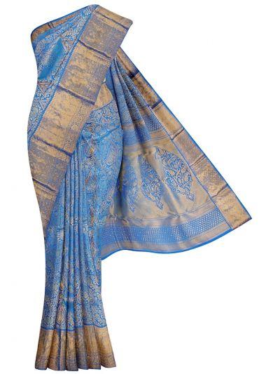 Vivaha Wedding Silk Stone Work Saree - OEA4041331