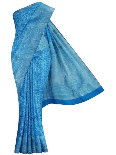 Vivaha Wedding Pure Kanchipuram Stone Work Silk Saree - EKM - OEC6311641