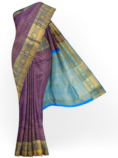 Vivaha Exclusive Wedding Silk Saree - MCB8821351