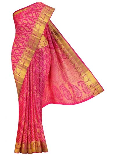 Vivaha Exclusive Wedding Silk Saree - MHC2032172