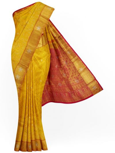 MJA6852288-Vivaha Wedding Stonework Pure Silk Saree