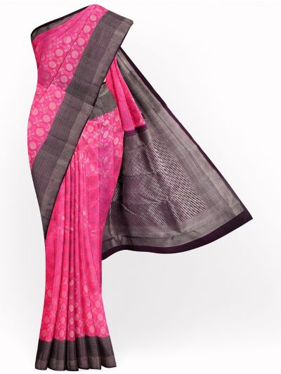 MJC7843355-Vivaha Exclusive Bridal Pure Silk Saree