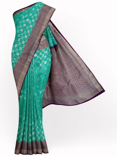 MJC7843356-Vivaha Exclusive Bridal Pure Silk Saree