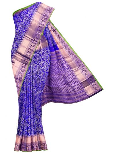 MKB9019365-Vivaha Exclusive Wedding Pure Kanchipuram Silk Saree