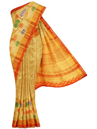 Vivaha Exclusive Wedding Kanchipuram Silk Saree - LDB4143654