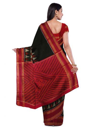 Chamelli Fancy Silk Cotton Saree-LED0609609
