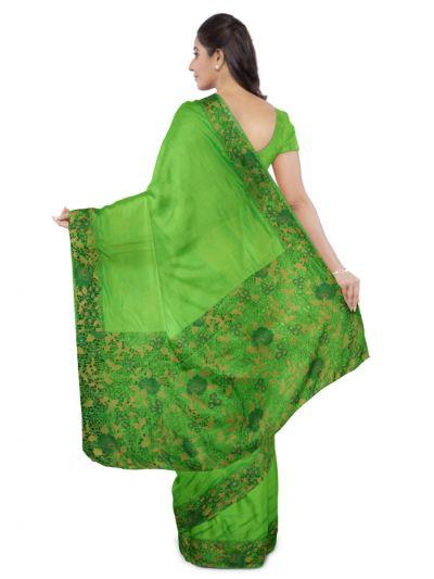 Kyathi Exclusive Designer Fancy Saree - LJC9176162