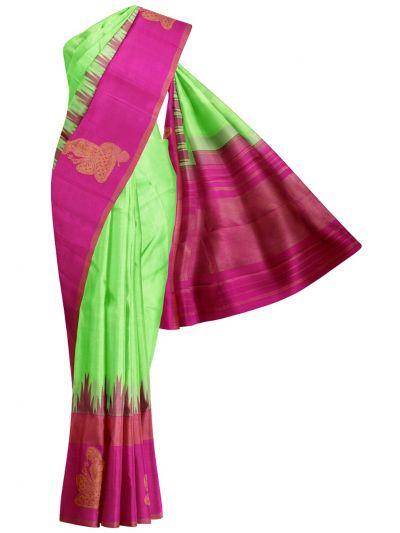 Vivaha Wedding Silk Saree-LJE2051923