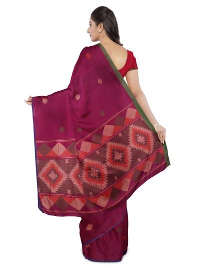 Naachas Pure Kovai Cotton Saree - LKC3665310