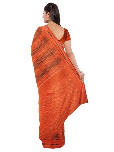 Chamelli Fancy Silk Cotton Saree-MAC2257365