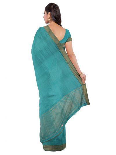 Chamelli Fancy Silk Cotton Saree-MAC2627709