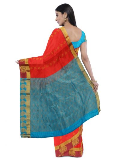 MAD3415674 - Bairavi Gift Art Silk Saree