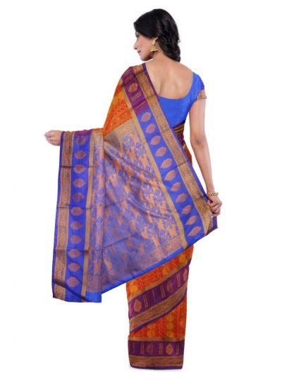 Bairavi Gift Art Silk Saree - MBA4668205