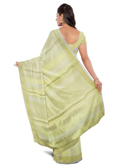 Fancy Kerala Cotton Saree - MBA4746484