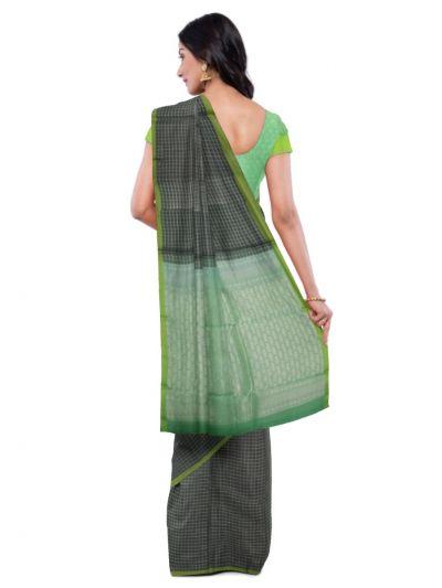 MBB5921823 - Chamelli Kora Silk Cotton Saree