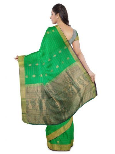 MCA8007387 - Chamelli Kora Silk Cotton Saree