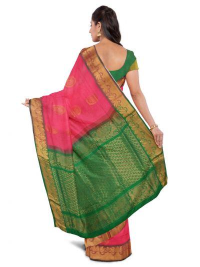 MCB8654651 - Chamelli Arani Silk Cotton Saree