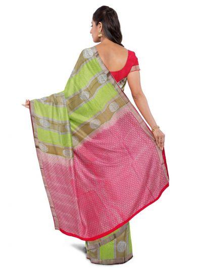 Bairavi Gift Art Silk Saree - MCC9271231