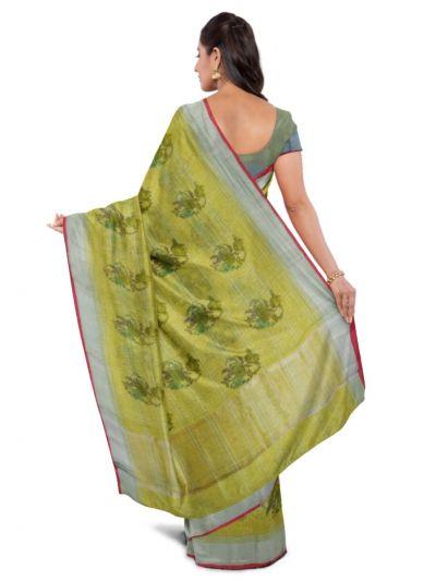 Fancy Printed Cotton Saree - MCC9339409